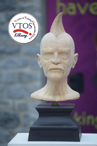 learn woodcarving VTOS Kilkenny